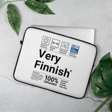 Load image into Gallery viewer, Very Finnish Laptop Sleeve