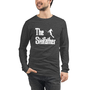 The Skifather Male Long Sleeve Tee