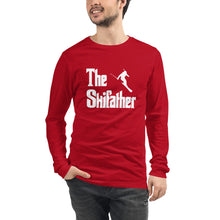 Load image into Gallery viewer, The Skifather Male Long Sleeve Tee