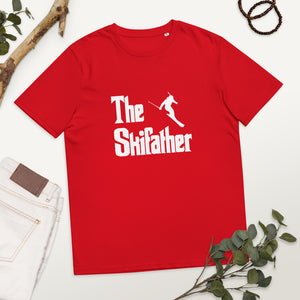 The Skifather organic cotton t-shirt