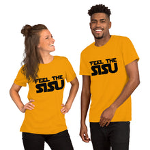 Load image into Gallery viewer, Feel the sisu Unisex T-Shirt