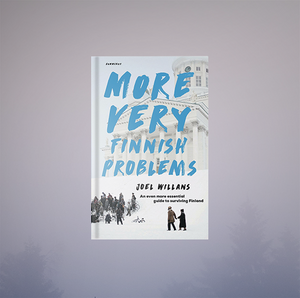 More Very Finnish Problems Autographed Softback (includes shipping)