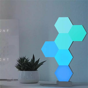 Hexagonal Light Panels