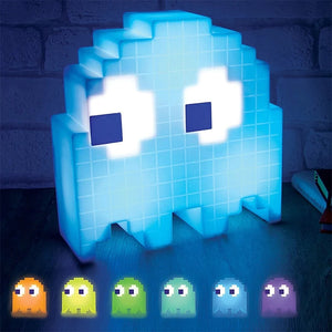 Pac-Man LED Lamp