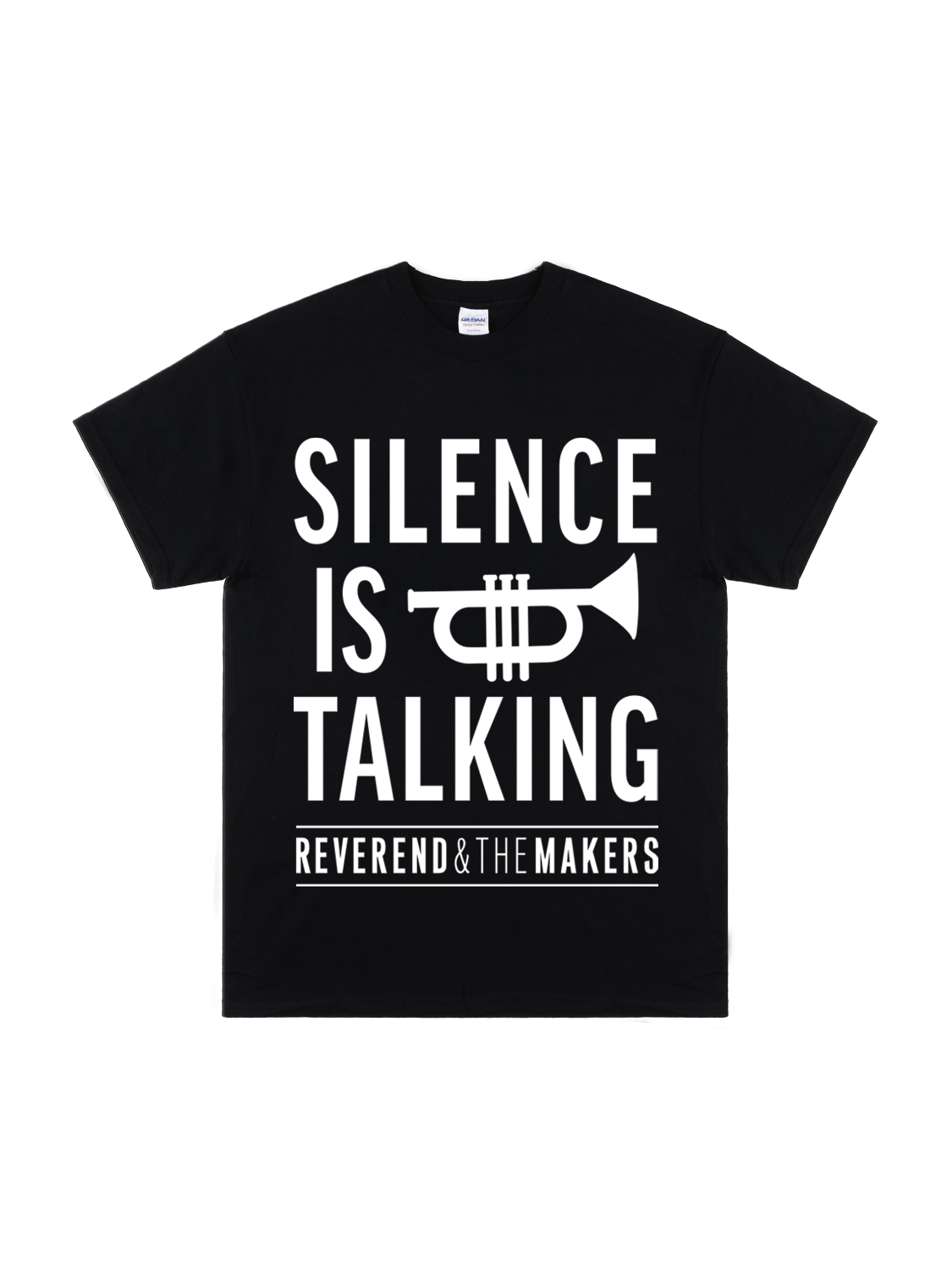 Silence is Talking T-Shirt