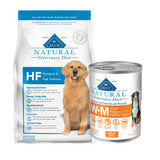 blue natural veterinary diet for dogs