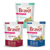 bravo homestyle complete dinners dog food