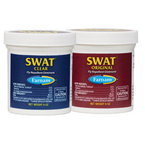 Farnam Swat Repellent Ointment to Get Rid of Flies at NJPetSupply.com