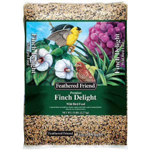 Feathered Friend Finch Delight Wild Bird Seed, 5-lb at NJPetSupply.com