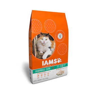 Iams Hairball Original Dry Cat Food 3.5 Pound at NJPetSupply.com