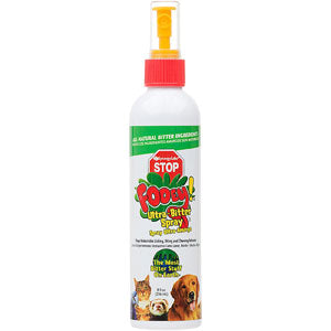 Fooey Bitter Training Spray for Dog Training and Repelling at NJPetSupply.com