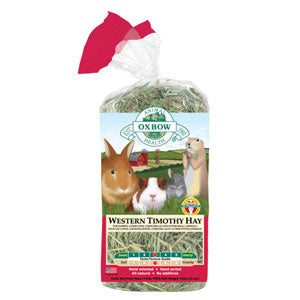 Oxbow Western Timothy Hay 15 Ounce Package at NJPetSupply.com