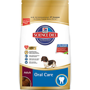 Science Diet Adult Oral Care Dry Dog Food