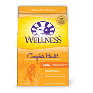 Wellness Just for Puppy Chicken Dry Dog Food 5 Pound Bag at NJPetSupply.com