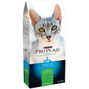 Pro Plan Adult Weight Management Dry Cat Food