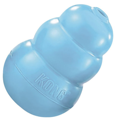 Kong Puppy Original Shape Rubber Dog Toy - Size Small - at NJPetSupply.com