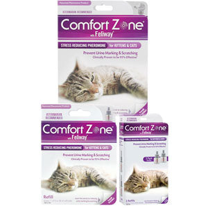 Comfort Zone Feliway Plug-in Diffuser at NJPetSupply.com