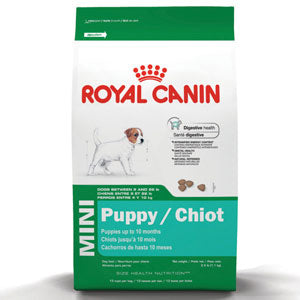 Royal Canin Mini Puppy Dry Dog Food 13 Pound Bag at NJPetSupply.com