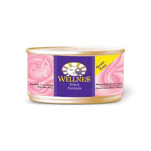 Wellness Kitten Canned Cat Food