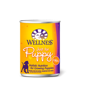Wellness Just for Puppy Canned Dog Food