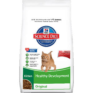 Science Diet Kitten Healthy Development Original Dry Cat Food 3.5 Pound at NJPetSupply.com