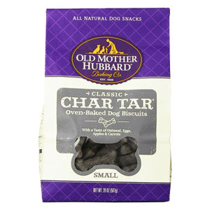 Old Mother Hubbard Treats Small Char-Tar Dog Biscuits  at NJPetSupply.com