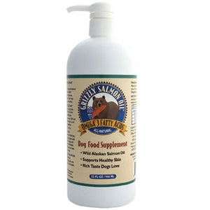 Grizzly Salmon Oil - NJ Pet Supply