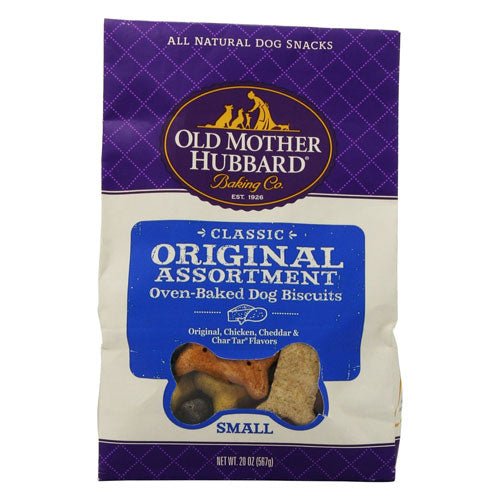 Old Mother Hubbard Small Assorted Biscuits at NJPetSupply.com