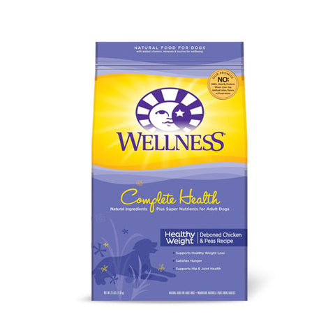 Wellness Healthy Weight Dry Dog Food