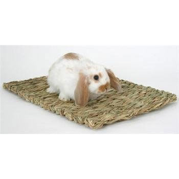 Marshall's Woven Grass Mat for Small Animals at NJPetSupply.com