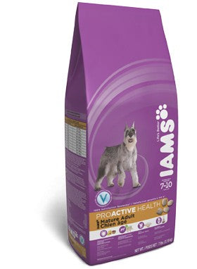 Iams Active Maturity Dry Dog Food at NJPetSupply.com