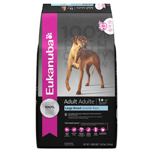 Eukanuba Adult Large Breed Dry Dog Food 33 Pound Bag at NJPetSupply.com