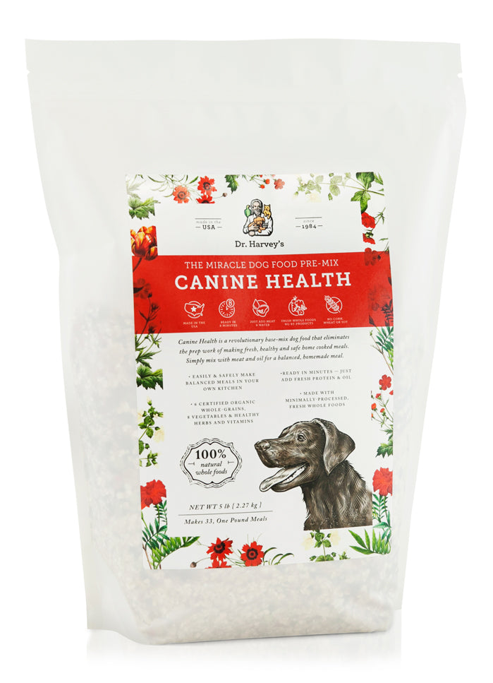Dr. Harvey's Canine Health, Miracle Dehydrated Dog Food at NJPetSupply.com