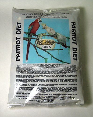 Abba 1500 Parrot Food - NJ Pet Supply