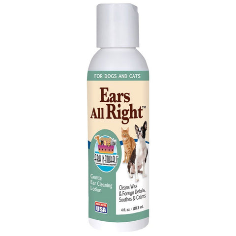 Ark Naturals Ears All Right for Grooming Dogs and Cats at NJPetSupply.com