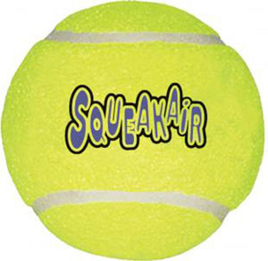 Air Kong Squeaker Ball Dog Toy at NJPetSupply.com