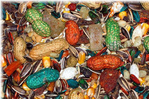 Abba 1500 Parrot Pet Bird Food 4 Pound Bag at NJPetSupply.com