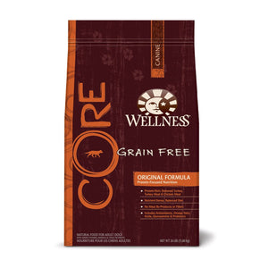 Wellness Core Original (Grain-Free) Dry Dog Food
