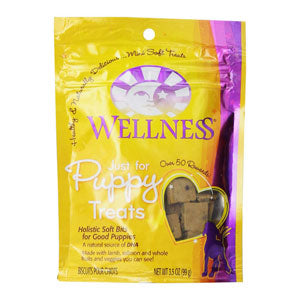 Wellness Just for Puppy Treats at NJPetSupply.com