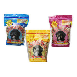 Charlee Bear Tasty Dog Treats at NJPetSupply.com