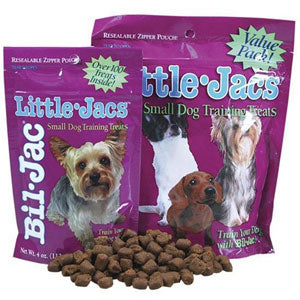 Bil Jac Little Jacs Chicken Liver Treats - NJ Pet Supply