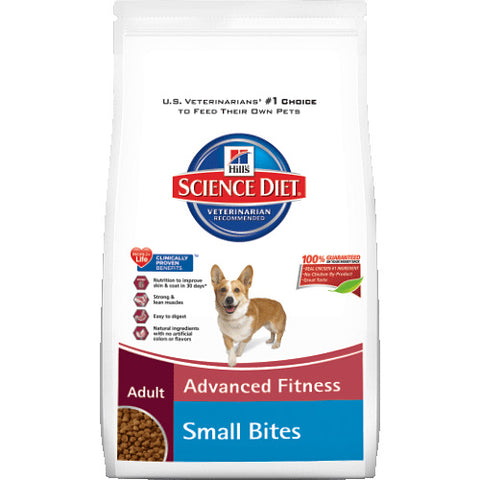 Science Diet Adult Small Bite Dry Dog Food 5 Pound Bag at NJPetSupply.com