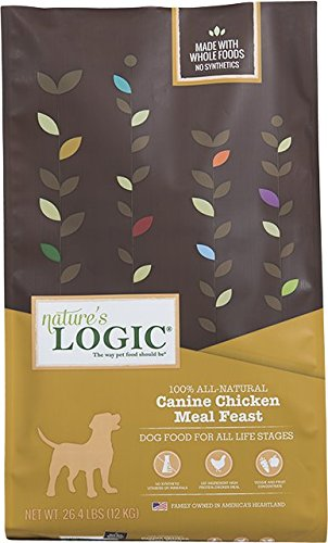 Nature's Logic Chicken Dinner Fare Dry Dog Food 26.4 Pound at NJPetSupply.com