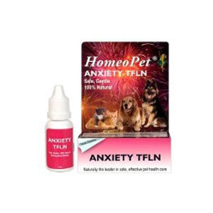 Homeopet Anxiety TFLN for Dogs and Cats at NJPetSupply.com