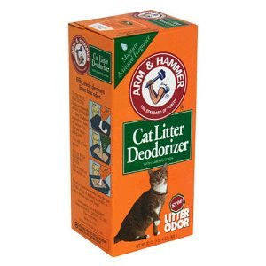 Arm & Hammer Cat Litter Deodorizer Powder - NJ Pet Supply