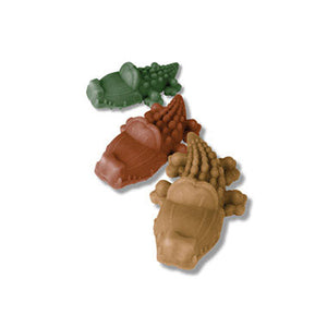 Whimzees Small Alligator, Assorted Colors (dogs 10 - 25 lbs.)