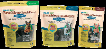 Ark Naturals Breath-Less Chewable Dog and Cat Toothpaste Size Mini at NJPetSupply.com