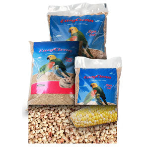 "Pestell Corn Cob 1/4"" Small Animal Pet Bedding 46 L at NJPetSupply.com"