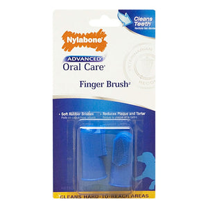 Nylabone Advanced Oral Care - Finger Brush at NJPetSupply.com
