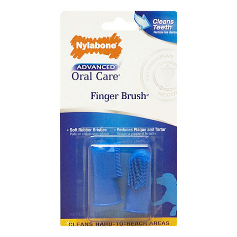 Nylabone Advanced Oral Care - Finger Brush